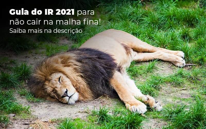 Guia Ir 2021 Para Nao Cair Na Malha Fina Saiba Mais Na Descricao Post 1 - Contabilidade em Guarulhos - SP   Guarulhos Contabilidade - IR 2021 – o que é preciso saber sobre?